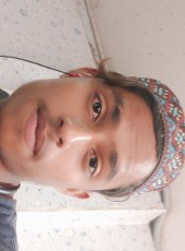 Arshad Qureshi, 18, India, Gandhidham