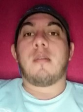 Escobar, 30, Guatemala, Villa Nueva