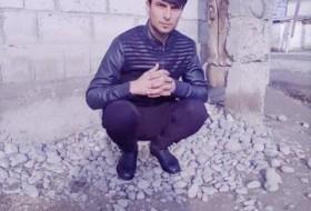 Abubakr Rakhmatul, 28 - Just Me