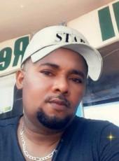 Steeven, 33, Haiti, Delmas 73