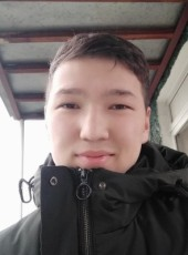Islam, 18, Kyrgyzstan, Bishkek