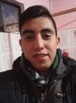 Luis Jesús, 18  , Toluca
