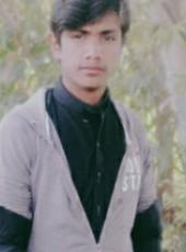 Munsif  Ali Khan, 19, Pakistan, Nowshera Cantonment