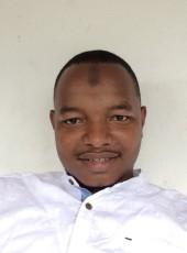 Aymed, 23, Sudan, Khartoum
