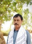 ZulfiqarAli, 55  , Larkana