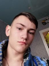 Nikolay, 19, Russia, Nizhneudinsk
