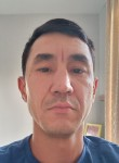 Ruslan Kadyrov, 41, Almaty