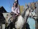 ANDRoMeDA, 39 - Just Me С конной прогулки.Пантера-резвая лошадка!