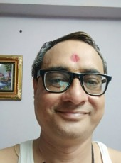 Dharmendrasdav, 52, India, Anand
