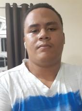 David Fonseca , 23, Brazil, Piuma