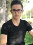 ibrahim, 19, Ankara