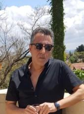 jan, 51, Israel, Kfar Saba