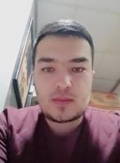 Elbek Rahmonov, 24, Turkey, Beylikduezue