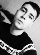 Andrey, 25, Belarus, Kruhlaye