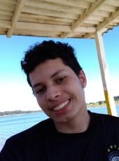Carlos, 18, Brazil, Itatinga