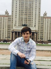 Islam, 26, Russia, Moscow