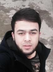 Muzafar, 25, Tajikistan, Dushanbe