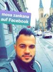 Mosa zankana , 24  , Vienna