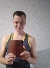 Maksim, 18, Russia, Myski