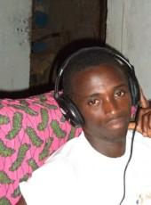 Davide Mendes, 27, Guinea-Bissau, Bissau