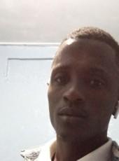 Lamarana Diallo , 24, Guinea, Conakry