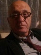 Bujar, 69, Albania, Tirana