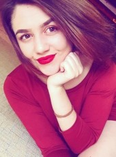 Анна, 23, Россия, Новосибирск