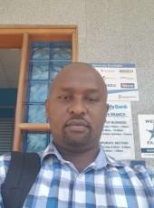 kennedy muema, 35, Kenya, Mombasa