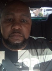 Tyrone, 52, United States of America, Columbus (State of Georgia)
