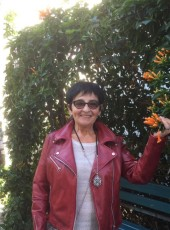 Anna KUGEL, 72, Israel, Ramat Gan