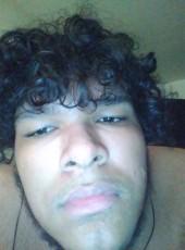 Luis Reyes, 19, United States of America, Philadelphia