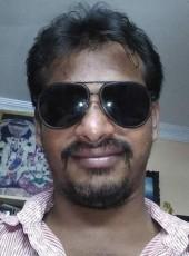 Naveen Kumar, 31, India, Bhadrachalam