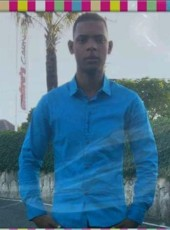 Cristian, 25, Dominican Republic, Punta Cana