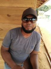 Llewellyn, 48, Guyana, Georgetown