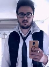 Arif, 22, Turkey, Istanbul