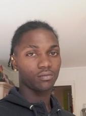Ponpon, 21, Martinique, Fort-de-France