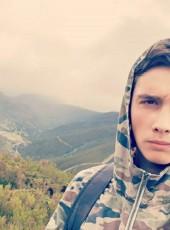 Iker, 18, Spain, Ponferrada