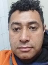 Odair Antunes , 37, Brazil, Porto Alegre