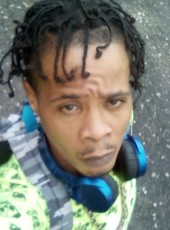 Garry, 30, Jamaica, Kingston