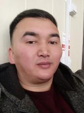 Tendik, 37, Kyrgyzstan, Bishkek