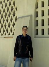 mohamed bakr, 21, Egypt, Cairo