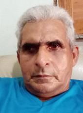 Damião Aguiat, 60, Brazil, Santarem