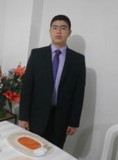 Jair Edilberto, 23, Colombia, Bogota