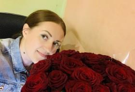Elena, 31 - Just Me