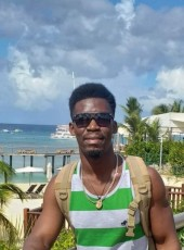 Germain manasse, 18, Barbados, Bridgetown