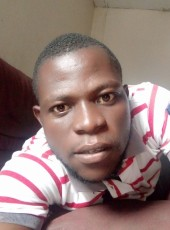 Loïck, 26, Republic of the Congo, Pointe-Noire