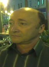 Alex, 58, מדינת ישראל, אֵילִיָּה קַפִּיטוֹלִינָה