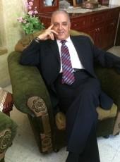 George, 63, Palestine, Ar Ram wa Dahiyat al Barid