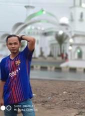 Syam Ashoka, 27, Indonesia, Padang