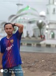 Syam Ashoka, 27, Padang